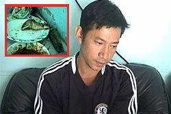 โจรหิว! หยิบปลาทูทอดติดมือ กลิ่นโชยจนถูกจับ