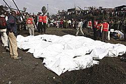 ท่อน้ำมันระเบิดที่เคนย่า ย่างสดกว่า120ศพ