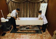 พิลึก! เปิดตัวโรงแรมศพที่ญี่ปุ่น