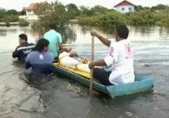 สถานการณ์น้ำท่วม ทั่วประเทศยังวิกฤติ