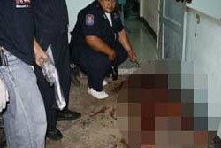 พบศพสาวเปลือยกาย ถูกแทงยับ 21 แผล