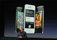 เปิดตัว iPhone 4s อย่างเป็นทางการ
