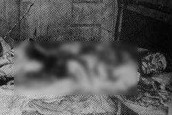 นักโทษคดีข่มขืน ถูกฆ่าโหดควักไส้ คาห้องขัง