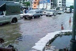 สถานการณ์น้ำท่วมใน กทม.