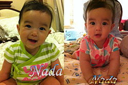 อัพเดทความน่ารัก! น้องณดา วัย 6 เดือน