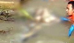 พบแล้ว! ศพนักท่องเที่ยวอียิปต์ถูกน้ำป่าพัด