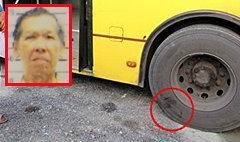 รถเมล์ ปอ.29 ทับหนุ่มใหญ่ดับอนาถ