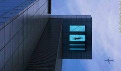 ทึ่ง! สร้างสระว่ายน้ำลอยฟ้าแห่งแรกของจีน