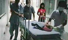 แรงงานพม่าใช้มีดโกนปาดคอเด็ก 2 เดือน
