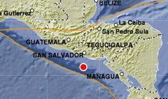 แผ่นดินไหว 7.4 ริกเตอร์ในเอลซัลวาดอร์ เตือนสึนามิทวีปอเมริกาใต้และเม็กซิโก