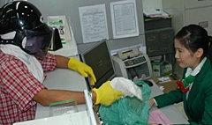 รวบนักศึกษาวิศวะฯ ปล้นธนาคารกสิกรไทยหาเงินใช้หนี้