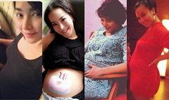 (ว่าที่) คุณแม่ดารา ตั้งท้องมีลูกคนแรก