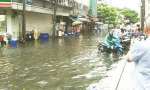 เตือนฝนถล่มกรุง แนะประชาชนหลีกเลี่ยง 21 จุด