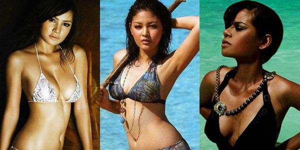 5 สาวงามตำหรับไทย เซ็กซี่ผิวสีน้ำผึ้ง