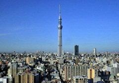 เปิดตัว! โตเกียว สกายทรี หอคอยสูงที่สุดในโลก