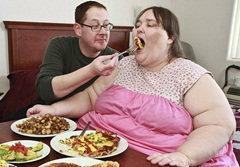 สาวอ้วนจ้องทุบสถิติโลก พบรักแท้กับเชฟหนุ่ม