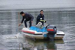 สลด! สาวจีนน้อยใจโดดแม่น้ำ แฟนไปช่วยจมน้ำตาย