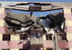 แก๊สระเบิดแมนชั่นที่จีน ห้องพังดับ 6 ศพ