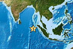 แผ่นดินไหวเกาะสุมาตรา 8.9 ริกเตอร์