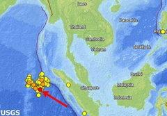 แผ่นดินไหว 4.3 ริกเตอร์ กลางเกาะ ภูเก็ต
