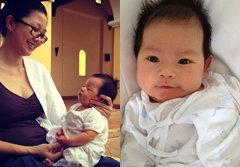 น่ารักน่าชัง! น้องวิน ลูกชายแม่กุ๊ก กฤติกา