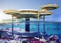 ดูไบเปิดตัว โรงแรมใต้ทะเล นอนได้ไม่กลัวสึนามิ