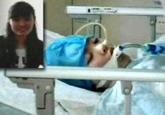 ครูสาวสละชีวิตช่วยนักเรียน ถูกรถบัสชนแทน