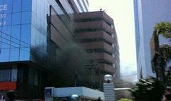 ไฟไหม้อาคารเลอคองคอร์ด รัชดา