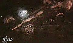 ตำรวจเมาแล้วขับ รถเสียหลักตกคูหน้าสโมสรตำรวจ