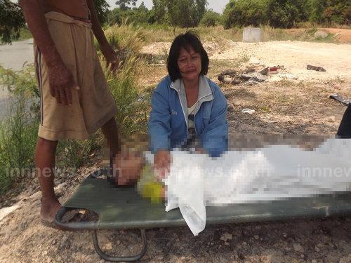 เด็ก4ขวบลงเล่นน้ำคลองชลประทานจมน้ำตาย
