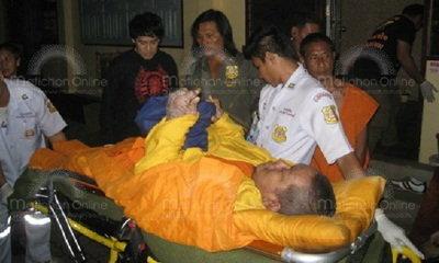 'บิณฑ์ บรรลือฤทธิ์' บุกช่วยพระป่วยโรคสะเก็ดเงิน คิดสั้นผูกคอตาย