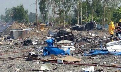 โรงงานพลุสุพรรณระเบิดซ้ำรอย คนงานตายสยอง 2 ศพ