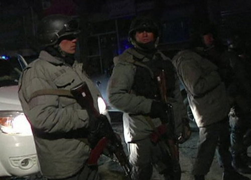 UN-IMFยันมีจนท.เสียชีวิตเหตุบึ้มอัฟกานิสถาน