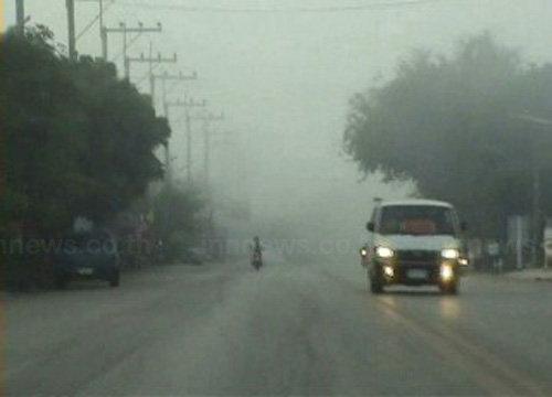 อุตุฯเผยไทยตอนบนหนาวเย็นลงถึง 23 ม.ค. -กทม.17องศา