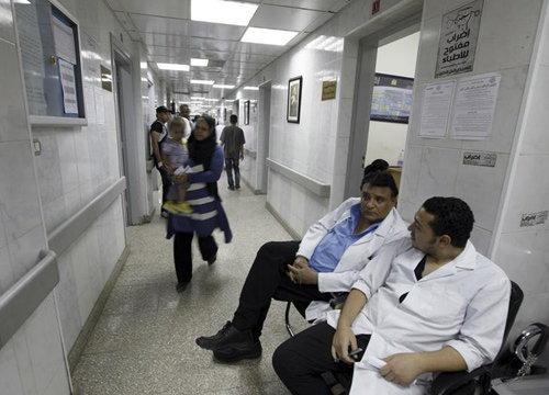 อียิปต์พบผู้ติดเชื้อไข้หวัดหมูเสียชีวิตแล้ว16ราย