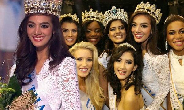 ปลา ปรภัสสร คว้ารองอันดับ 1 Miss Supranational 2014