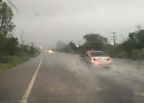 อุตุฯเผยไทยตอนบนมีฝนเหนืออีสานตอ.ตกหนัก-กทม.40%