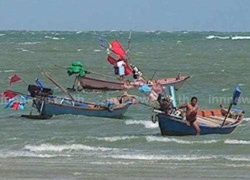 อุตุฯเผยไทยมีฝนลดลงทะเลมีคลื่นสูง-กทม.ตก60%
