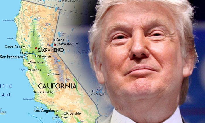 """แคลิฟอร์เนียเล็งแยกตัวจากสหรัฐ หลัง """"ทรัมป์"""" ชนะเลือกตั้ง"""