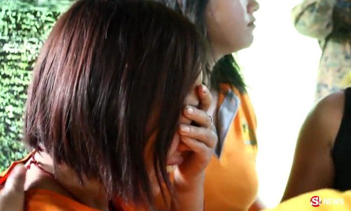 พบแล้ว สาวจีนหายตัวที่สวนเสือศรีราชา นั่งซักผ้าในเพิงร้าง