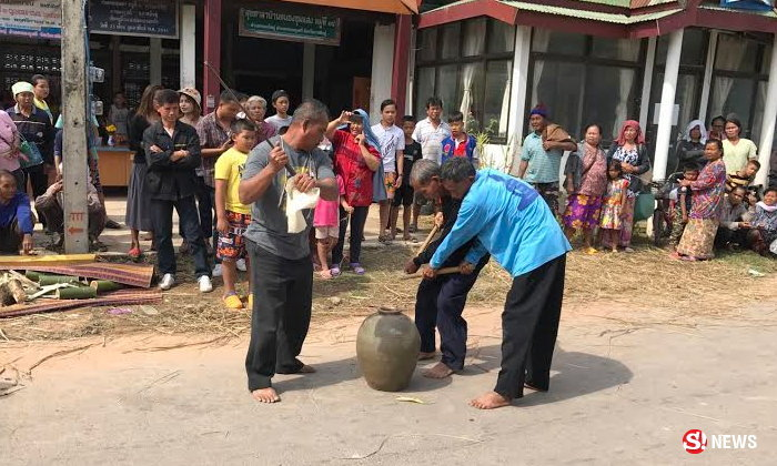 รวมพลังจับปอบ 300 ตัว เชื่อคร่าชีวิตชาวบ้านตาย 5 ศพ