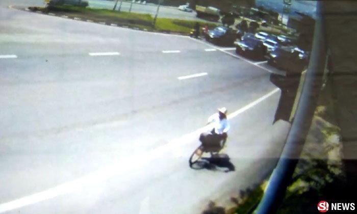 คุณยายหายตัวลึกลับ ที่แท้ปั่นจักรยานหนีเที่ยวข้ามจังหวัด
