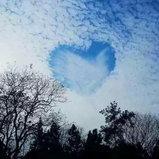 เมฆรูปหัวใจ