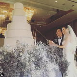 ลูกสาวต๋อย ไตรภพ แต่งงาน