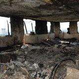 ไฟไหม้อพาร์ทเมนท์