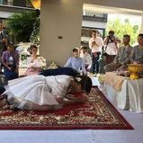 แก้ม กวินตรา แต่งงาน