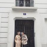 แอฟ กับ คุณแม่ บ้านเก่าที่ฝรั่งเศส