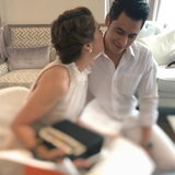 ของขวัญซีให้เอมี่วันครบรอบแต่งงาน