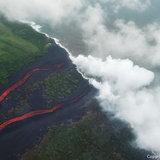 ธารลาวา เกาะฮาวาย
