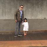 สงกรานต์ กับลูกสาว